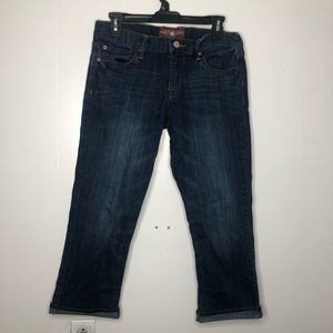 🎃Lucky Brand Sweet n Crop Size 8